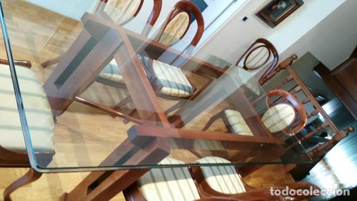Antigüedades: MESA COMEDOR - DISEÑO UNICO - Foto 2 - 104827635