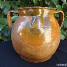 Antiquitäten - Alfarería castellana: Tarro de ordeño - 104867383
