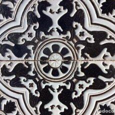 Antigüedades: AZULEJOS DE TRIANA. Lote 104868867