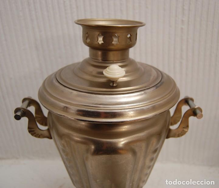 Antigüedades: SAMOVAR ELÉCTRICO - Foto 5 - 104889231