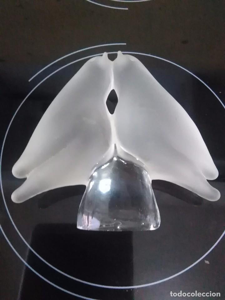 PÁJAROS CRISTAL (Antigüedades - Cristal y Vidrio - Baccarat )