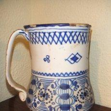 Antigüedades: JARRAS CERAMICA ANTIGUA. Lote 104777807