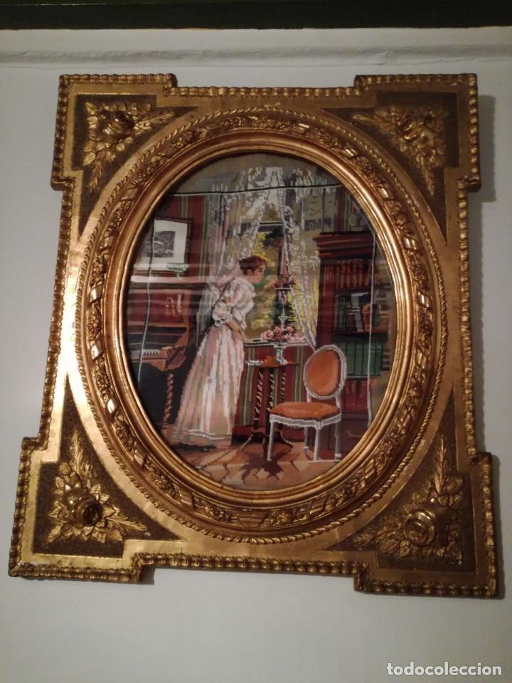 marco dorado isabelino siglo xix - Comprar Marcos Antiguos de ...