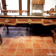 Antigüedades: MESA DE DESPACHO AÑOS 40. Lote 105009003