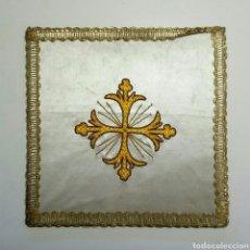 Antigüedades: ANTIGUA PALIA BORDADA ORIGINAL DE LITURGÍA. Lote 105070836