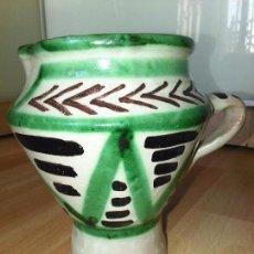 Antigüedades: MORTERO CERÁMICA TERUEL. Lote 105076655