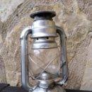 Antigüedades: ANTIGUO QUINQUÉ DE MECHA. Lote 105088007