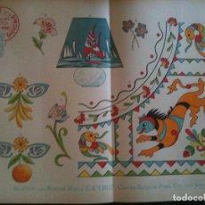 Antigüedades: EL CONSULTOR DE LOS BORDADOS EDICION LUJO -Cº669. Lote 105097859