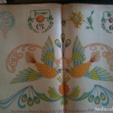Antigüedades: EL CONSULTOR DE LOS BORDADOS EDICION LUJO -Cº637. Lote 105098187