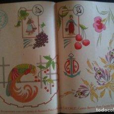 Antigüedades: EL CONSULTOR DE LOS BORDADOS EDICION LUJO -Cº691. Lote 105098347