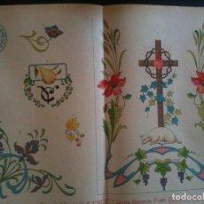 Antigüedades: EL CONSULTOR DE LOS BORDADOS EDICION LUJO -Cº645. Lote 105098439