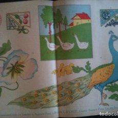 Antigüedades: EL CONSULTOR DE LOS BORDADOS EDICION LUJO -Cº727. Lote 105098555