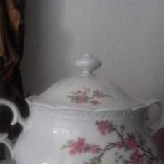 Antigüedades: SOPERA PORCELANA BAVARIA. Lote 105103687