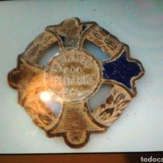 Antigüedades: BROCHE ALUMINIO.. Lote 105118451