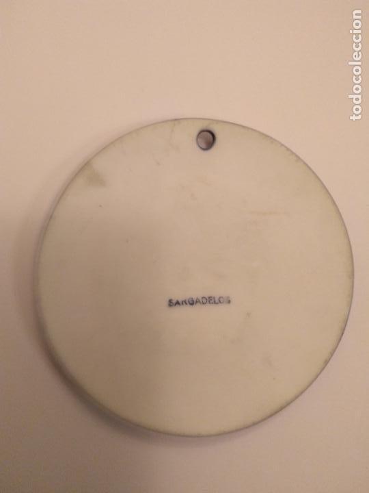 Antigüedades: Medalla Sargadelos Escudo ciudad de Vigo - Primera edición - Foto 2 - 105126919