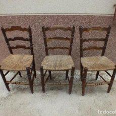 Antigüedades - PRECIOSAS SILLAS DE ANEA BUEN ESTADO - 105133767