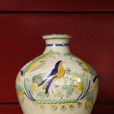 Antigüedades: JARRON DE CERÁMICA. PUENTE DEL ARZOBISPO. 1919. Lote 105190071