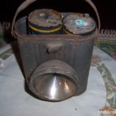 Antigüedades: LINTERNA ANTIGUA. Lote 105192711