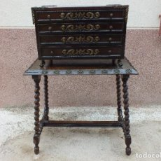 Antigüedades: PRECIOSO BARGUEÑO. Lote 105228931