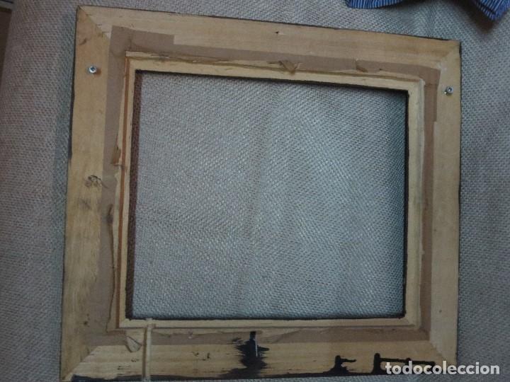 marco madera dorado para pintura o espej - Comprar Marcos Antiguos ...