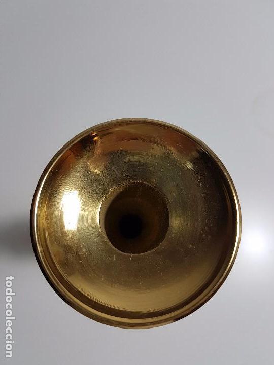 Antigüedades: CANDELABRO DE BRONCE - Foto 4 - 105251407