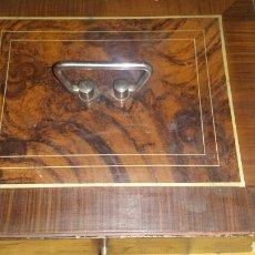 Antigüedades: CAJA DE CAUDALES ANTIGUA. Lote 105257518