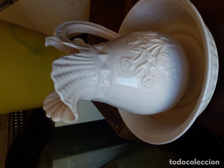 Antigüedades: aguamanil antiguo - Foto 2 - 105325023