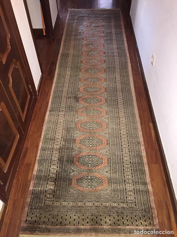 Alfombra persa de pasillo cachemir comprar alfombras - Alfombras pasillo ...