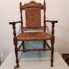 Antigüedades: SILLA . Lote 105333523