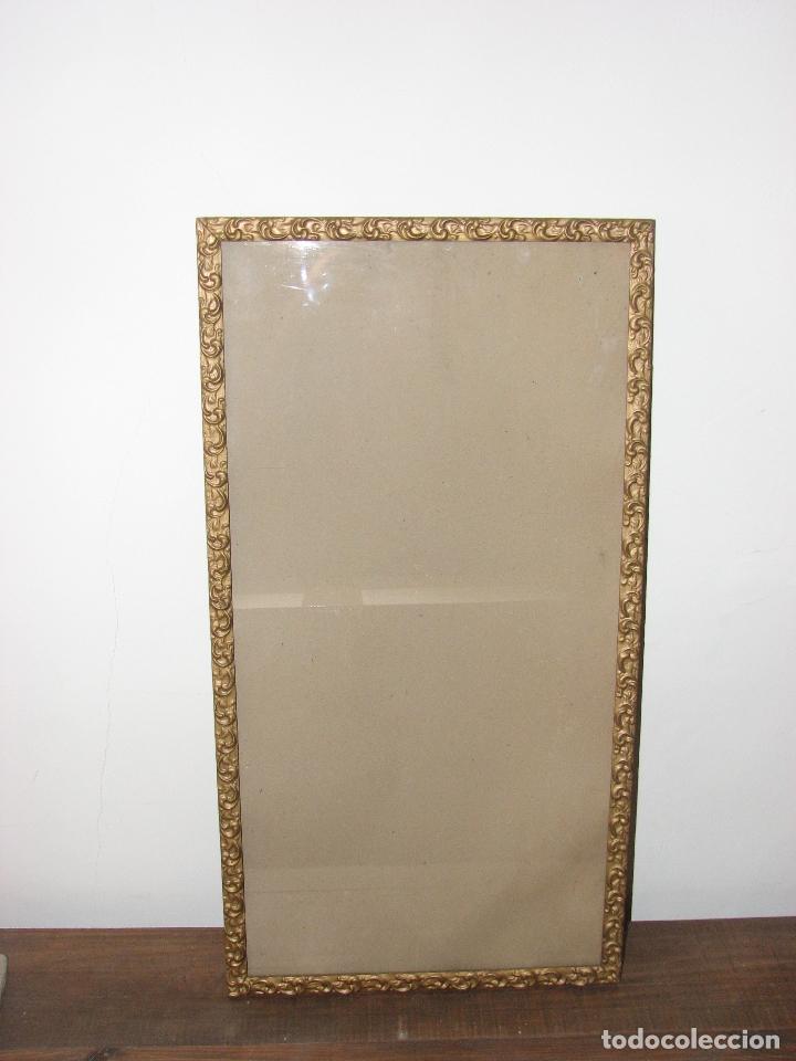 antiguo marco con cristal - Comprar Marcos Antiguos de Cuadros en ...