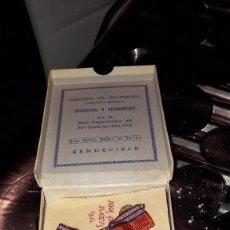 Antigüedades: EMBLEMA DE PEREGRINACIONES A SANTIAGO DE COMPOSTELA. Lote 105381303