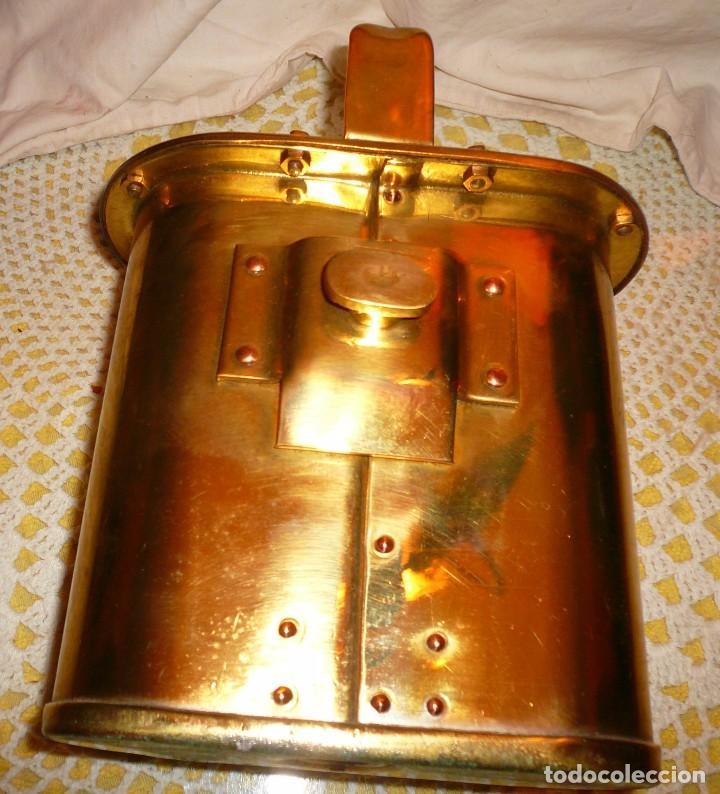 Antigüedades: LINTERNA NIFE DE BATERIAS RECARGABLES - Foto 5 - 105389259