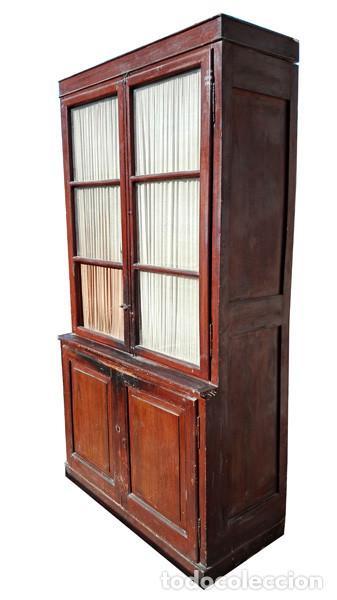 ALACENA ANTIGUA (Antigüedades - Muebles Antiguos - Aparadores Antiguos)