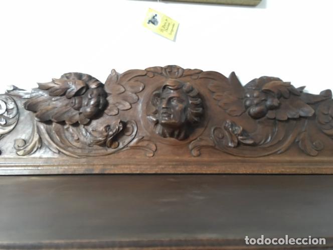 Antigüedades: COMEDOR TALLADO - Foto 6 - 105416587