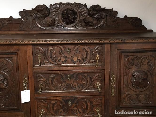 Antigüedades: COMEDOR TALLADO - Foto 8 - 105416587