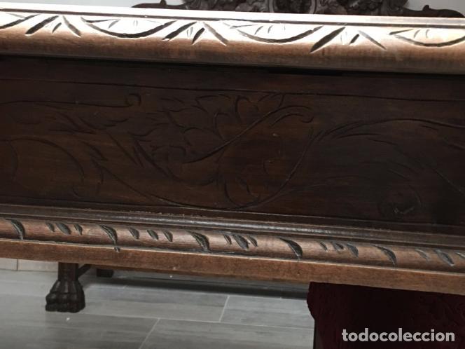 Antigüedades: COMEDOR TALLADO - Foto 11 - 105416587
