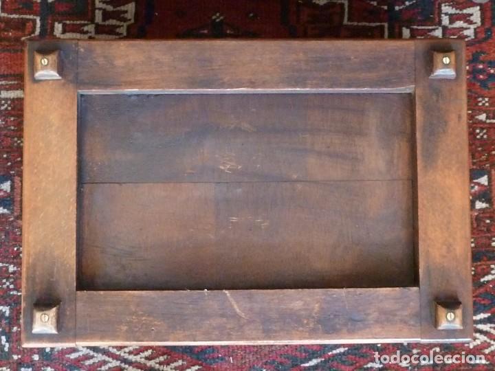 Antigüedades: caja joyero - Foto 6 - 105463503
