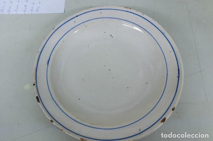 PLATO DE MANISES (Antigüedades - Porcelanas y Cerámicas - Manises)