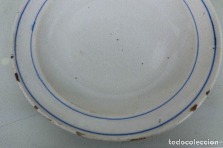 Antigüedades: plato de manises - Foto 2 - 105588131
