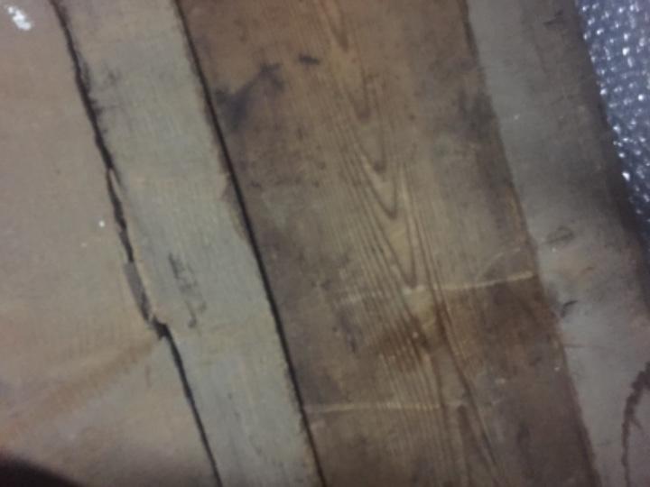 Antigüedades: Espejo de caoba del siglo XIX 107 x 59 cm - Foto 10 - 105620215