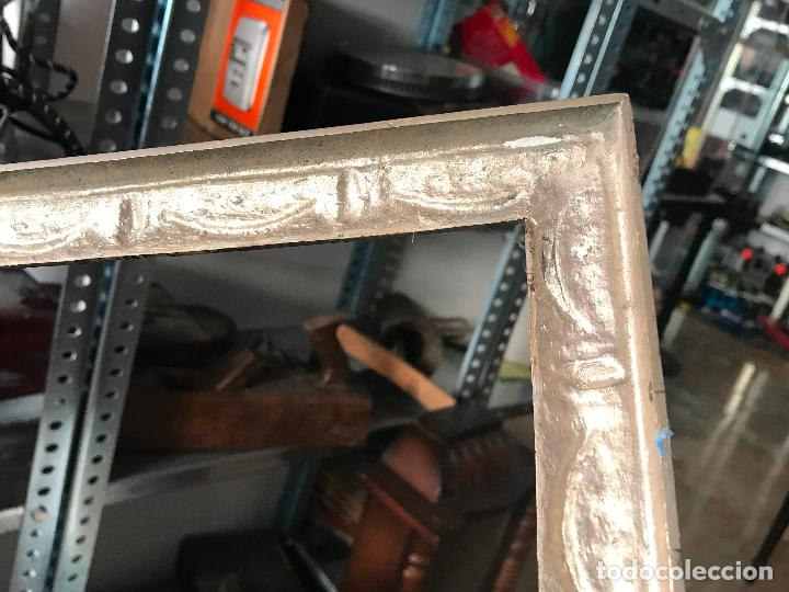 Antigüedades: Antiguo marco en bronce - Foto 4 - 105626459