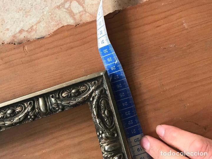 Antigüedades: Antiguo marco en bronce - Foto 5 - 105626459