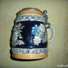 Antigüedades: JARRA DE CERVEZA. Lote 105632731