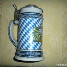 Antigüedades: JARRA DE CERVEZA. Lote 105632763