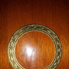 Antigüedades: CORONA PARA SANTO DE 40-50 CM. Lote 105656891