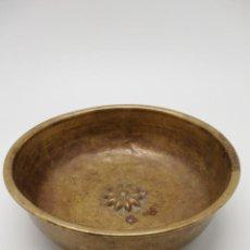 Antigüedades: RECIPIENTE PALANGANA DE HAMMAN O BAÑO TURCO. Lote 105665911
