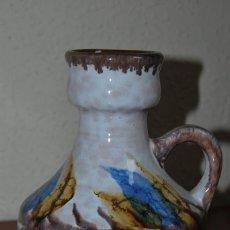 Antigüedades: JARRÓN DE CERÁMICA ALEMANA - WEST GERMANY - AÑOS 60 - ALTURA 15 CM.. Lote 105667075