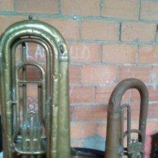 Antigüedades: INSTRUMENTOS MUSICALES SIGLO XLX. Lote 105685251