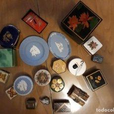 Antigüedades: LOTE DE CAJAS ANTIGUAS Y MODERNAS. Lote 105705891
