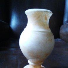 Antigüedades: JARRÓN CITO DE ALABASTRO.. Lote 105717175